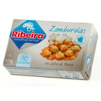 Ribeira Zamburiña salsa vieira 120g