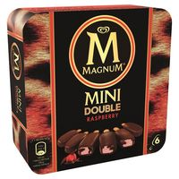 Magnum Bombó mini doble raspberry 300g