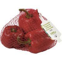 Pimientos Pimiento rojo malla 500g