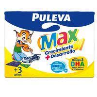 Puleva Max Llet energia i cremiento 3x200ml