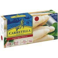 Carretilla Espárragos blancos extra 9/14 lata 390g