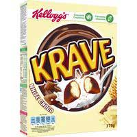 Kellogg's Cereales chocolate blanco 375g