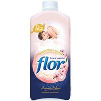 Flor Suavizante concentrado momentos felices flor de almendra 64 lavados