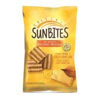 Sunbites Aperitivo de cheddar y cebolla 95g