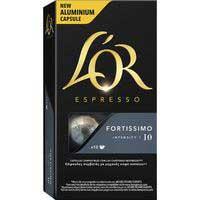 L'Or Café espresso Fortissimo 10 cápsulas