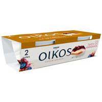 Danone Oikos Griego tarta de arándanos 2x110g