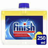 Finish Limpiamáquinas lavavajilla limón 250ml