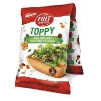 Frit Ravic Toppy nueces-papaya 80g