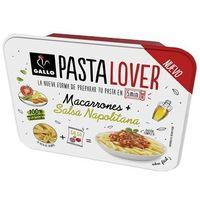 Pastalover Macarrones + salsa napolitana 180g