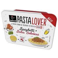 Pastalover Spaghetti + salsa boloñesa 180g