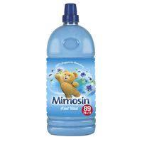 Mimosín Suavizante concentrado vital azul 78 lavados