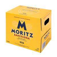 Moritz Cerveza botella 12x20cl