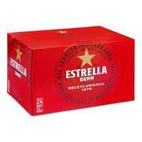 Estrella Damm Cerveza pack 24x25cl