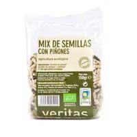 Veritas Mix de semillas con piñones 250g