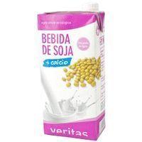 Veritas Beguda de soja amb calci 1l