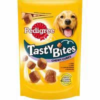 Pedigree Snacks Tastybites Chewy 130g