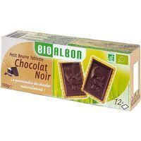 Bioalbon Galletas de chocolate negro 150g