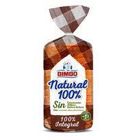 Bimbo Pan integral 100% natural 450g