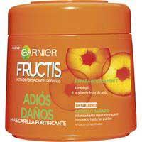 Fructis Mascarilla fortificante adiós daños 300ml