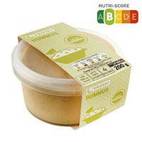 Eroski Hummus con aceite de oliva 200g