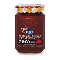 Hero Mermelada de frutas bosque temporada zero