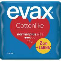 Evax Compresa normal ales plus 14uni
