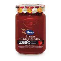 Hero Mermelada de fresa temporada zero 285g
