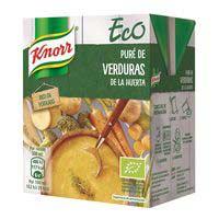 Knorr Eco Puré de verdures de l'horta 300ml