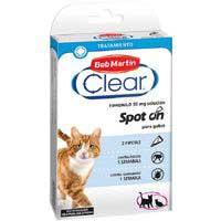 Clear Pipeta Fipronil gato 2u