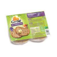 Gerble Pan rústico sin gluten 350g