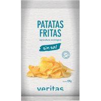 Veritas Patatas fritas sin sal 125g