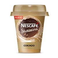 Nescafe cortado Shakissimo 120ml