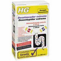 Hg Desembussador extreme 2x500ml