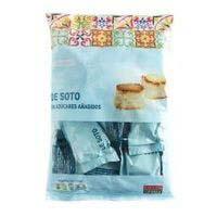 Massapà de Soto sense sucre Eroski SELEQTIA, borsa 400 g