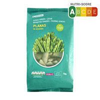 Eroski Mongeta verda plana 1kg