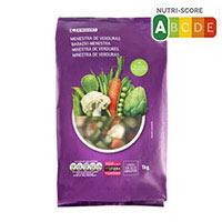 Eroski Menestra de verduras 1kg