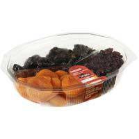 Assortiment de fruita seca tradicional EROSKI, terrina 300 g