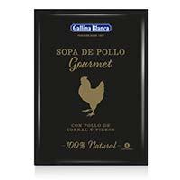 Gallina Blanca Sopa pollastre gourmet i fideus 100% natural 97g