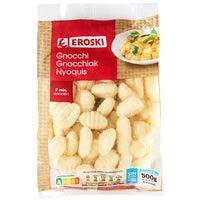 Gnocchi EROSKI, bolsa 500 g