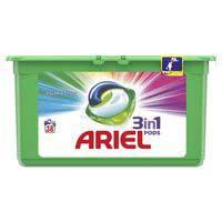 Ariel Detergente capsulas color 38d