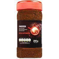 Eroski Cafè soluble descafeïnat 200g