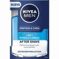 Nivea Men Loción after shave 2en1 100ml