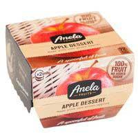 Anela F. Postre de manzana 2x100g