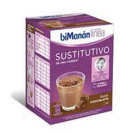Bimanán línia Batut substitutiu sabor xocolata 150g