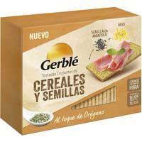 Gerblé Torrades de mill i rosella 100g