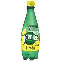 Perrier Agua con gas limón 50cl