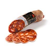 Chorizo cular ibérico EL ENCINAR, al corte, compra mínima