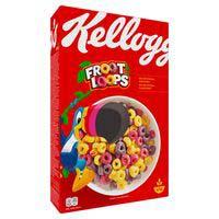 Kellogg's Cereals froot loops 375g