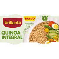 Brillante Vasitos Arroz Quinoa integral 2x125g
