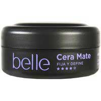 Belle Cera de peinado mate fija y define 100ml